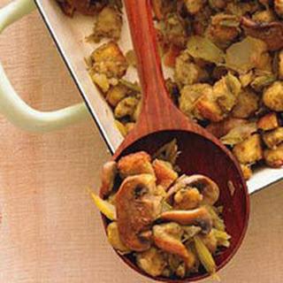 Mushroom Stuffing Recipe