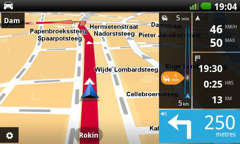 TomTom Benelux - screenshot