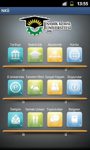 Namik Kemal Universitesi