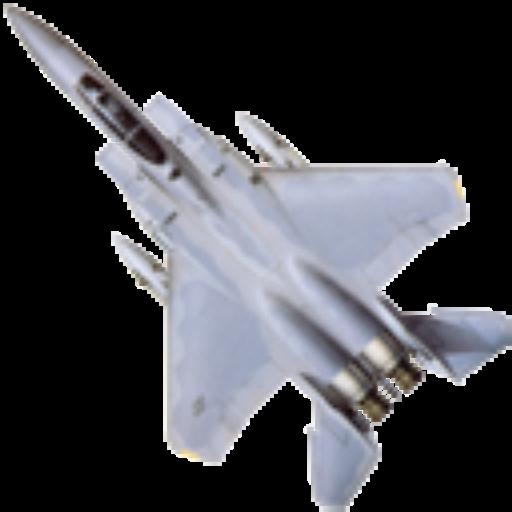 噴氣戰鬥機貼紙 教育 App LOGO-APP試玩