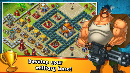 Jungle Heat: War of Clans 2.1.1 Screenshots 4