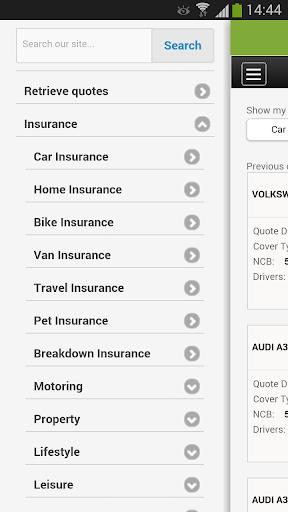CompareNI Insurance Comparison