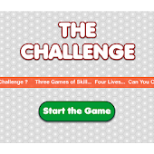 The Challenge Puzzle Game