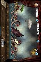 Screenshot of Cannonball