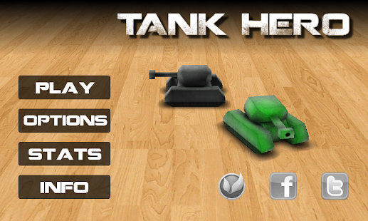 Tank Hero- screenshot thumbnail
