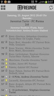 11FREUNDE - Fußballkultur-App - screenshot thumbnail