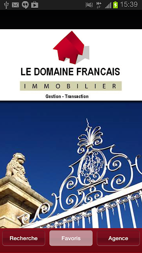 Le domaine français