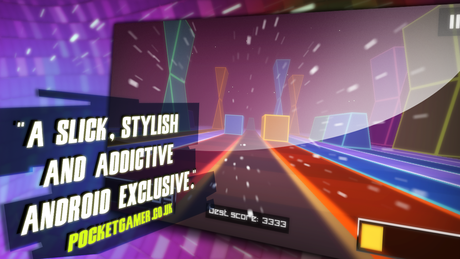 SpeedX 3D- screenshot