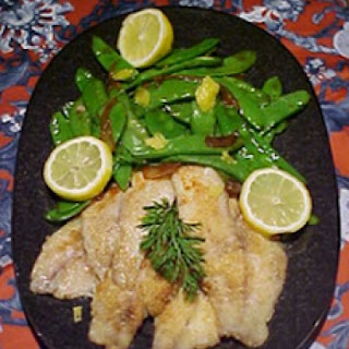 Pan-Seared Tilapia With Five Spice And Ponzu