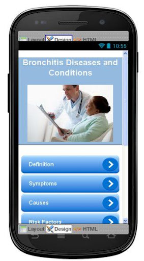 Bronchitis Disease Symptoms