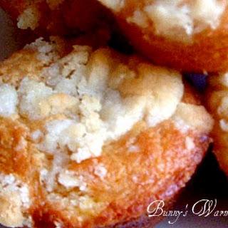 Pineapple Cream Muffins.