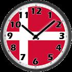 Denmark Clock icon