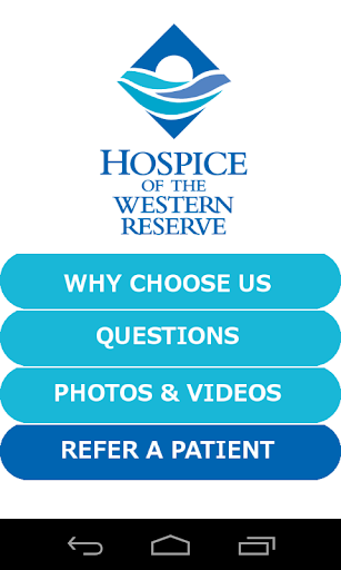 HospiceWR Referral App