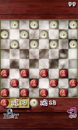 Tiddly Checkers