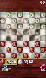 Tiddly Checkers- screenshot thumbnail