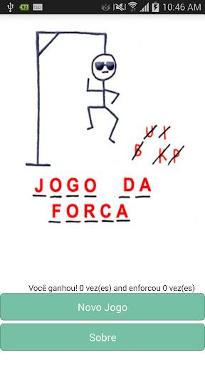 Jogo da Forca