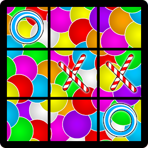 Candy Tic Tac Toe for PC and MAC