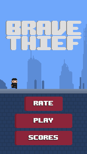 Brave Thief - Crossy Sprint