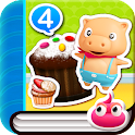 Pingle04:Cupcake icon