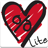 Love Percent Lite: Calculator