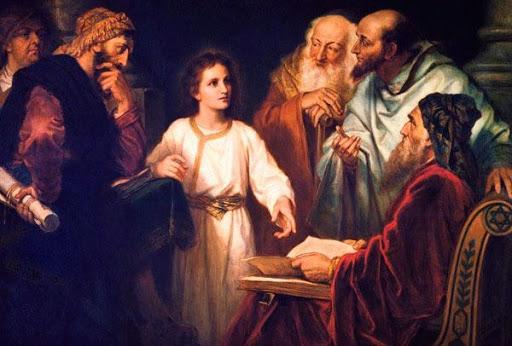 【免費娛樂App】El Niño Jesús en el Templo-APP點子