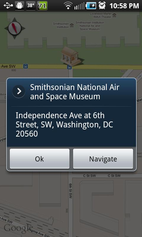 Museums In Washington DC- screenshot