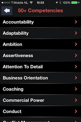【免費生產應用App】Job Interview Questions Pro-APP點子