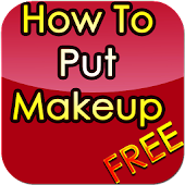 How To Put Makeup