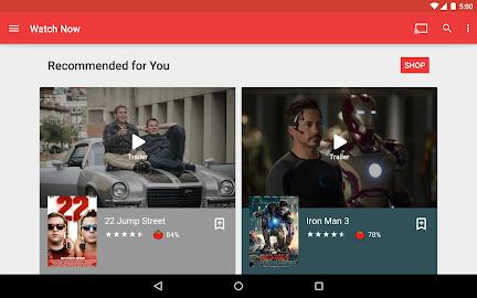 Google Play Movies & TV Screenshot 12