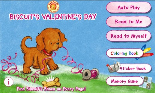 Biscuit's Valentine's Day- screenshot thumbnail