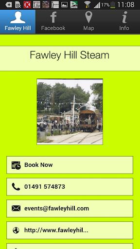 Fawley Hill Steam