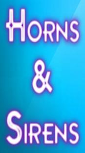 Horns and Sirens Ringtones - náhled
