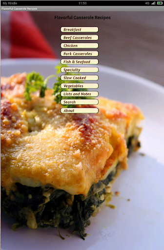 350 Casserole Recipes