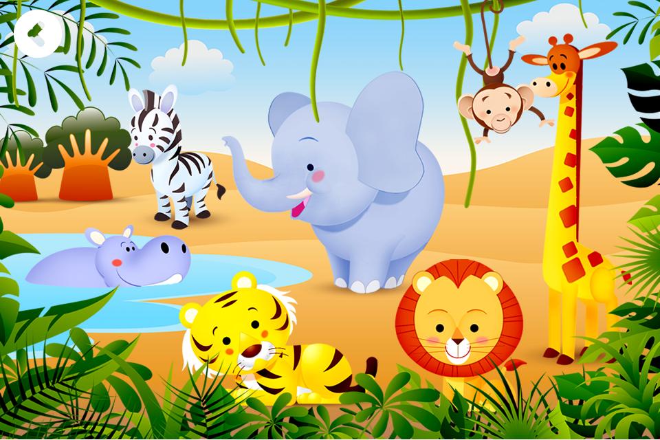 Babyjuegos, juegos para bebés - screenshot