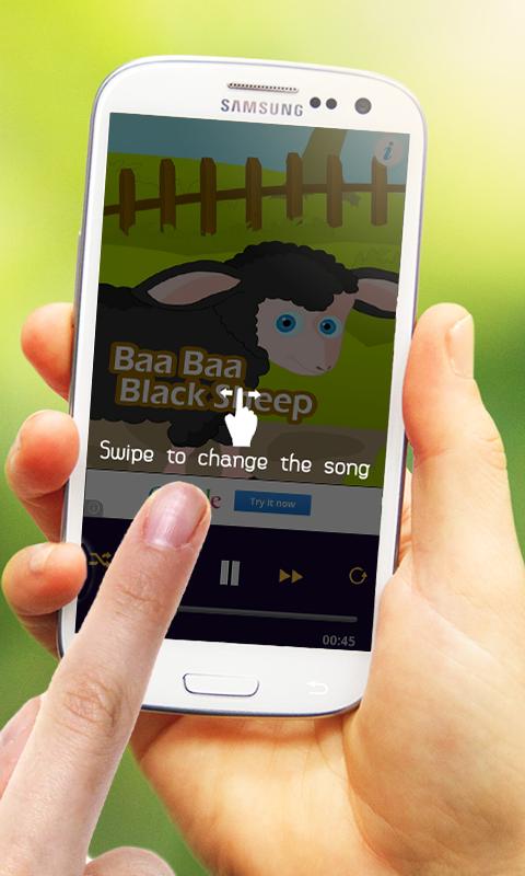 Free Nursery Rhymes Audio Screenshot