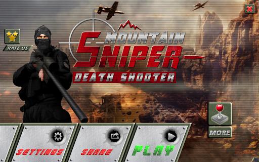 Mountain Sniper:Death Shooter