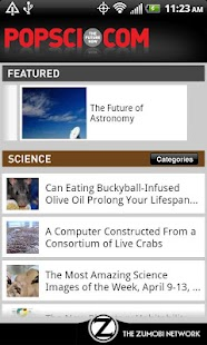 PopSci.com - screenshot thumbnail