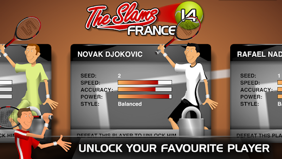 Stick Tennis Screenshot 25