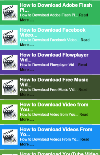 video downloader free