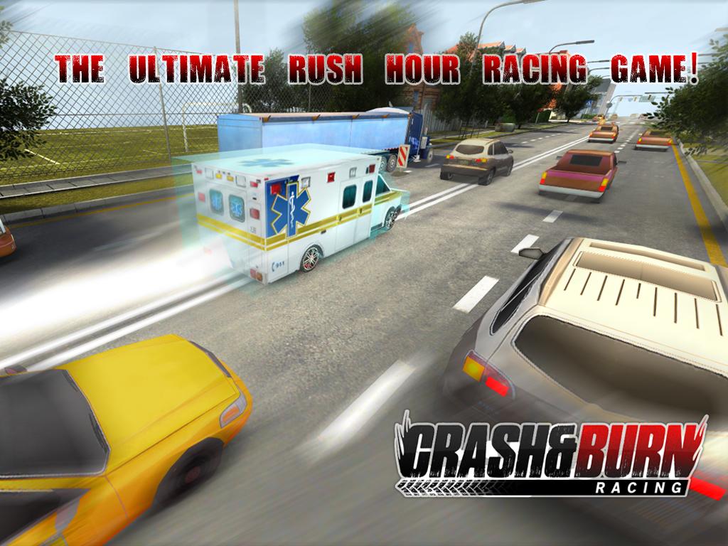 Crash and Burn Racing screenshot #7