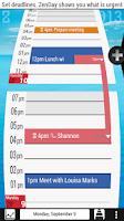 Screenshot of ZenDay: Calendar, Tasks, To-do