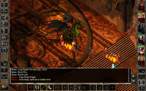 Baldur's Gate II- screenshot thumbnail