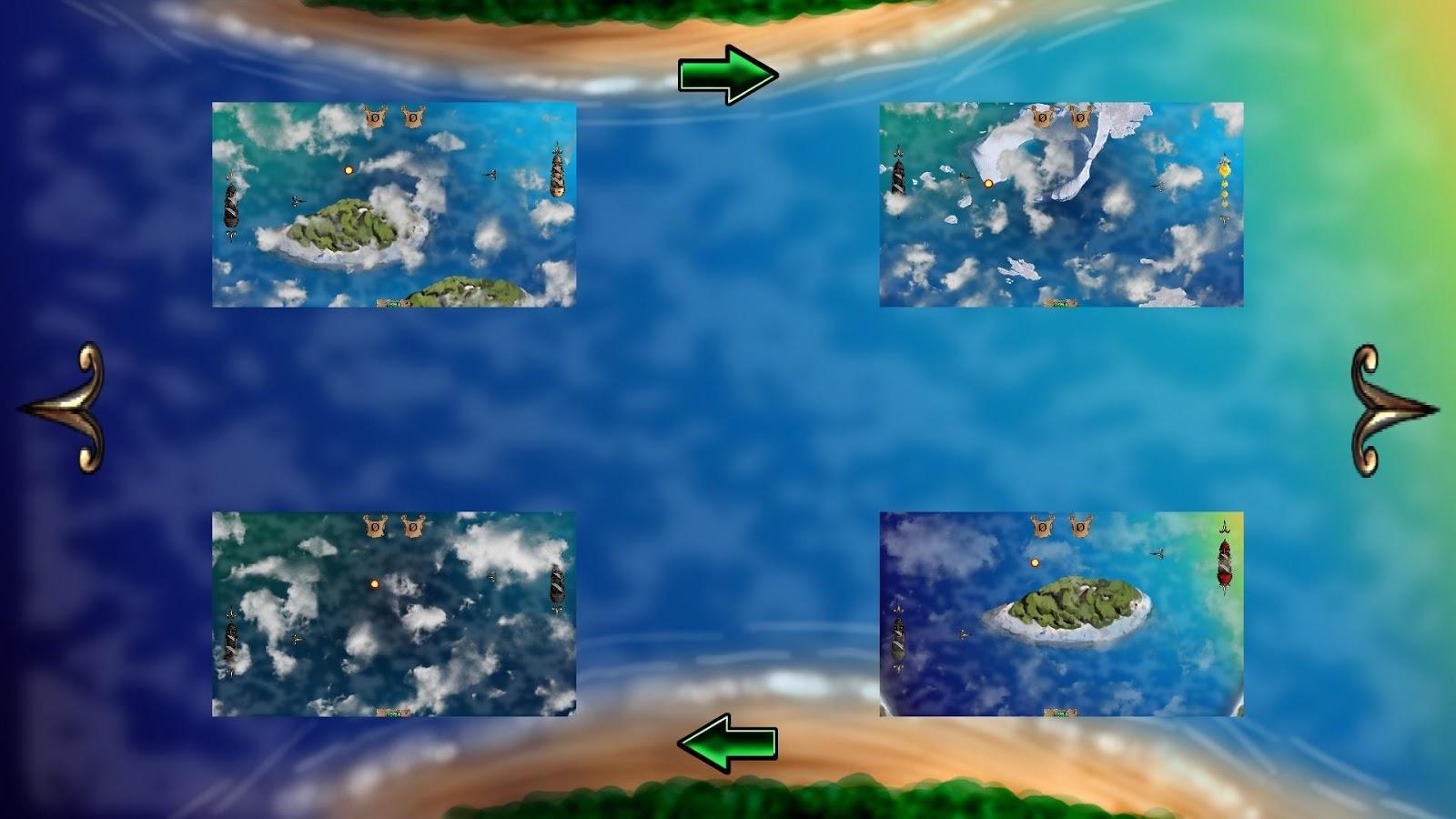 Super Pirate Paddle Battle F2P- screenshot