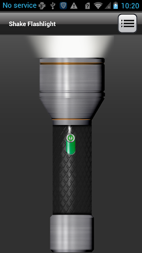 Shake Flashlight 1.0.52 screenshots 2