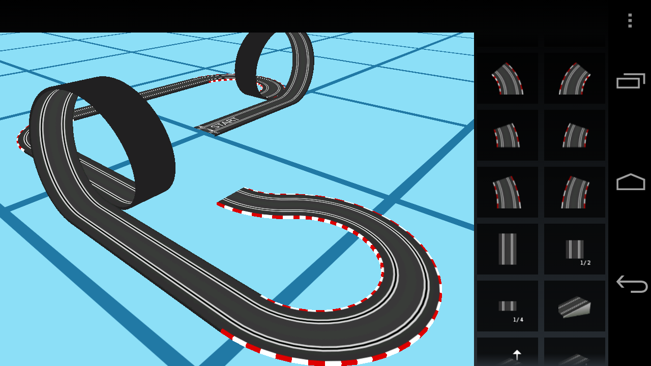 Slot Racing - screenshot