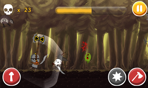 Dwarf In The Woods apk screenshot