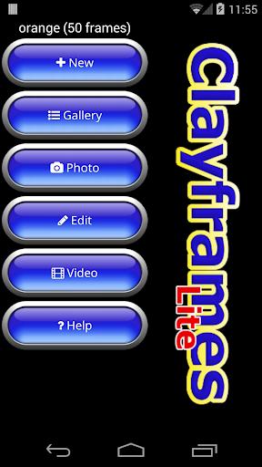 Clayframes Lite - stop motion  screenshots 2