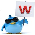 Wtwitter – Twitter Widget logo