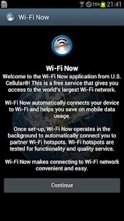 Wi-Fi Now by U.S.Cellular Screenshot 1
