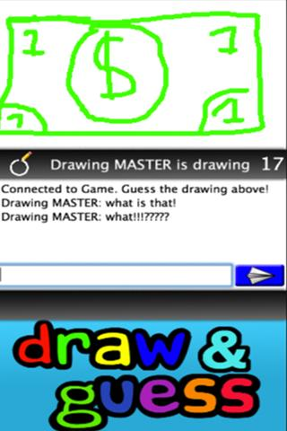Draw & Guess Online HD - screenshot